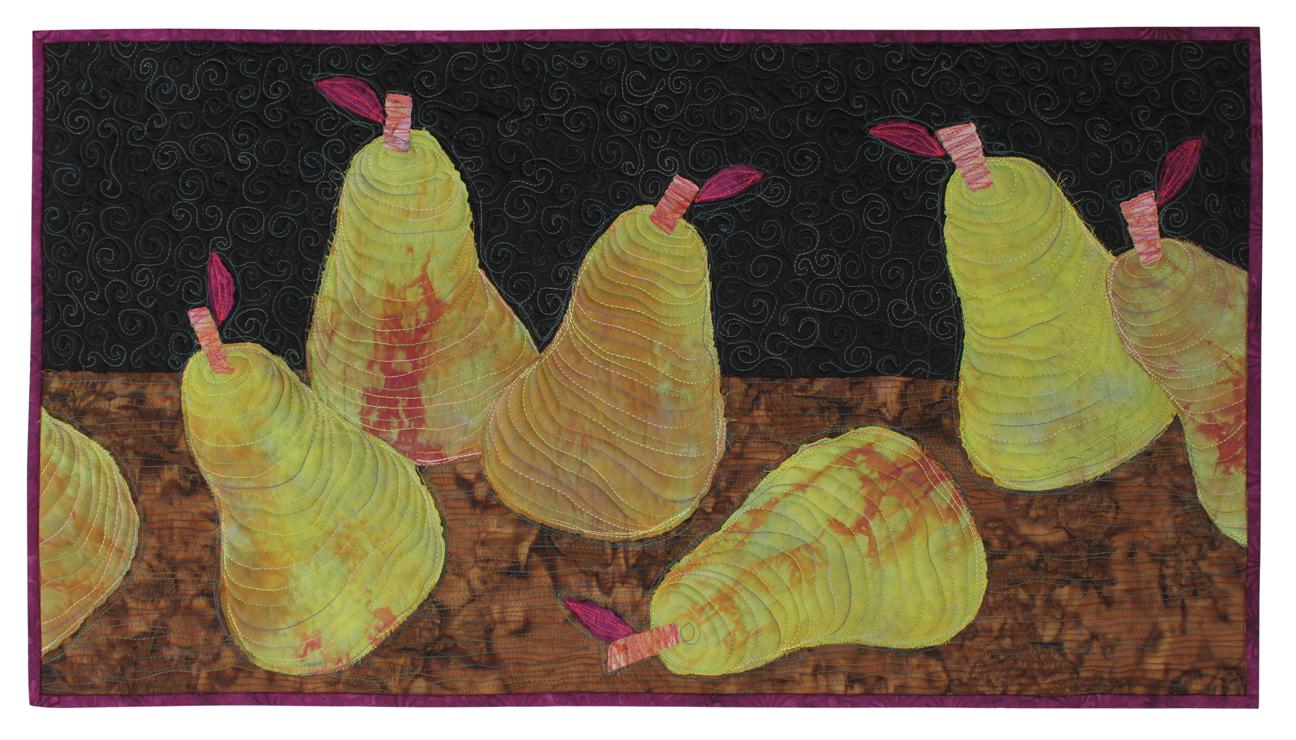 Pears Still Life II