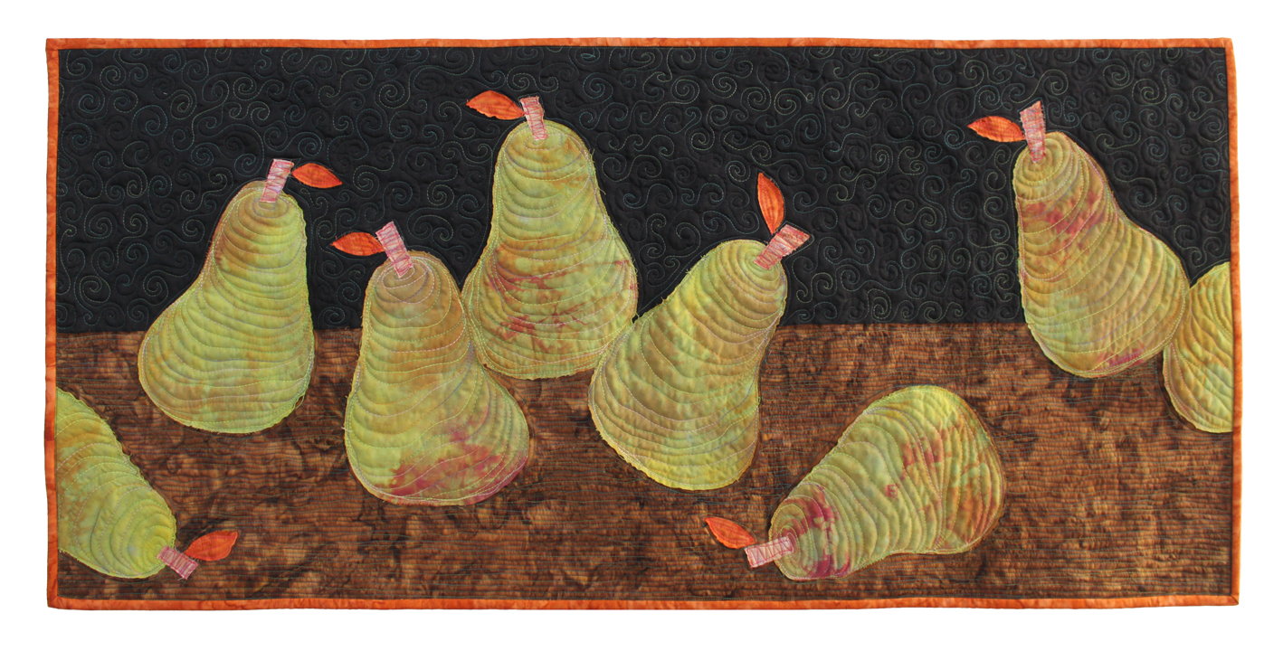 Pears Still Life III