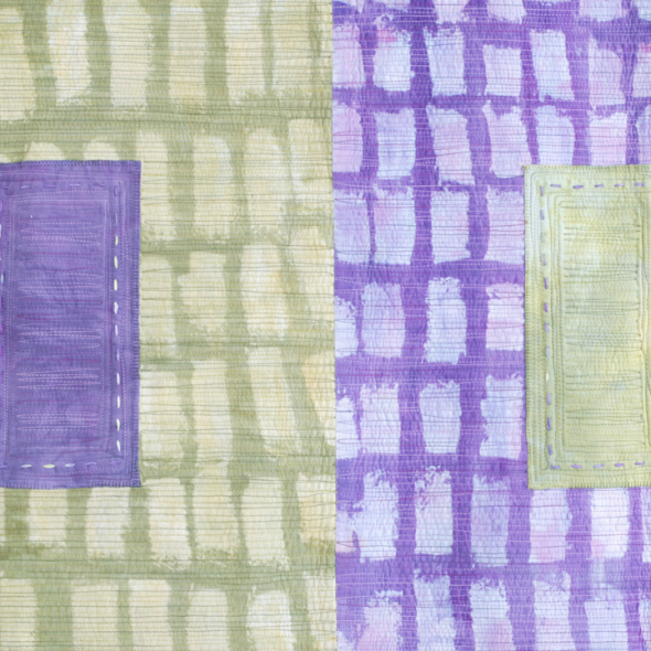 color study rectangles detail by joyce robinson
