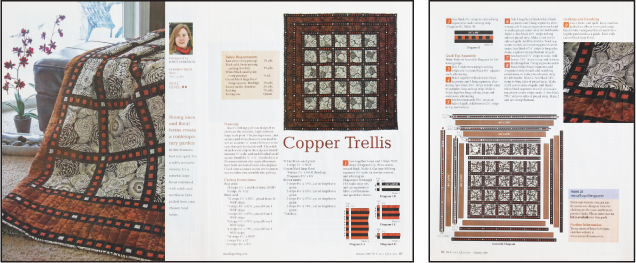 copper trellis mcq