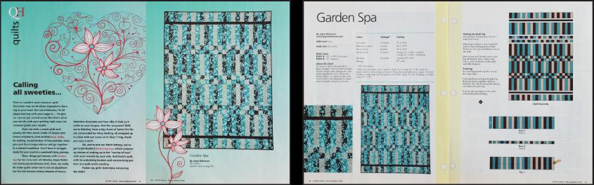 garden spa qh