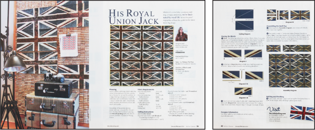 his royal union jack mcq
