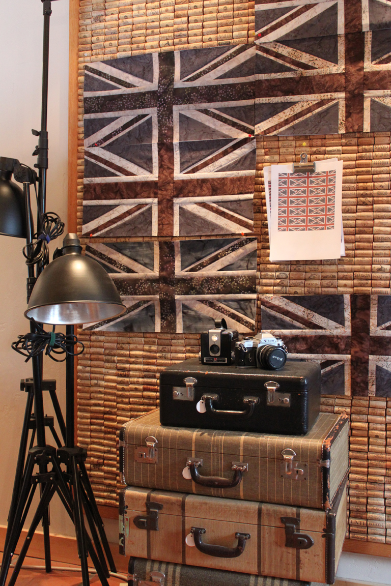 his royal union jack setup by joyce robinson