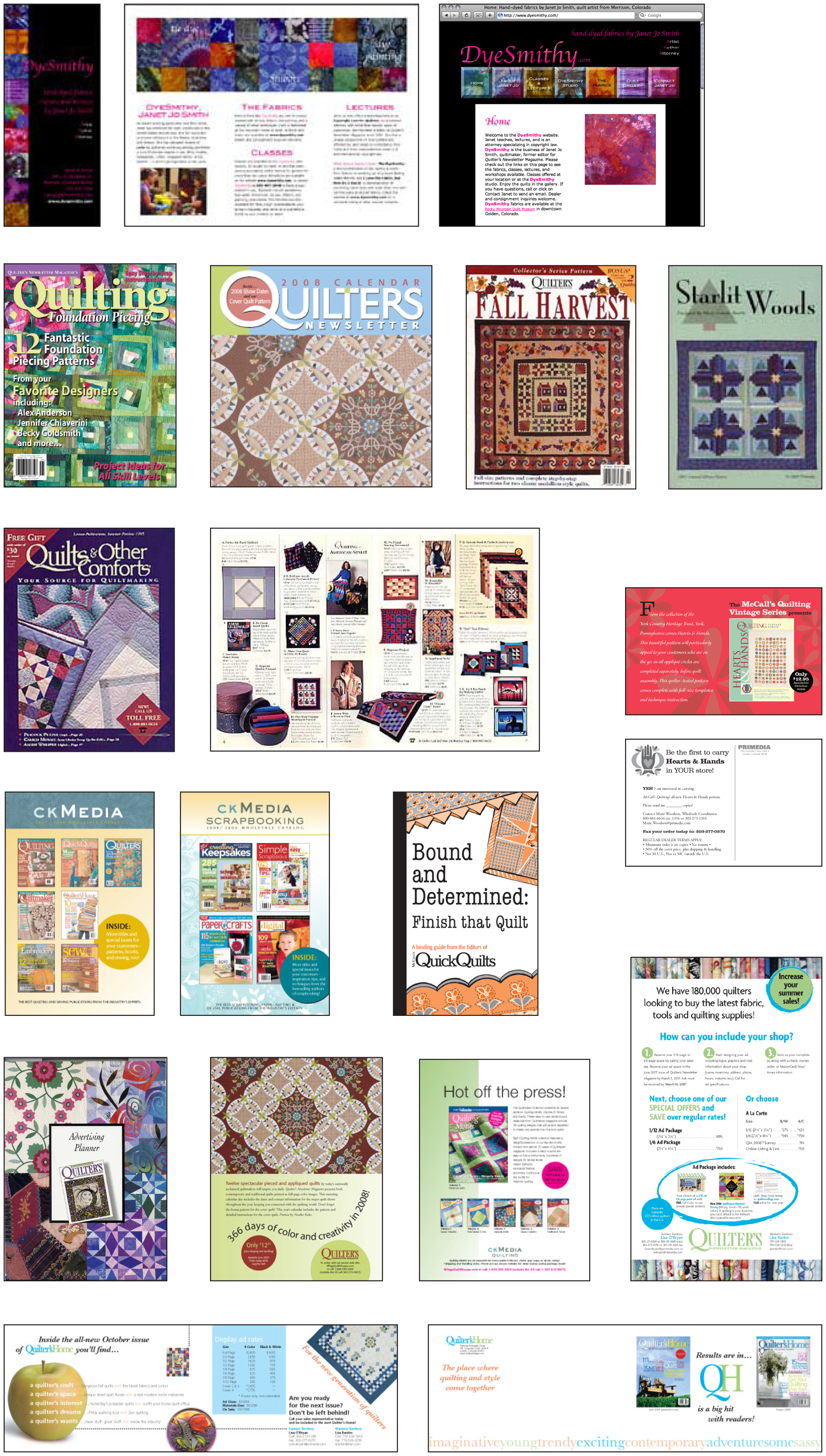 jr design portfolio quilting clients 2