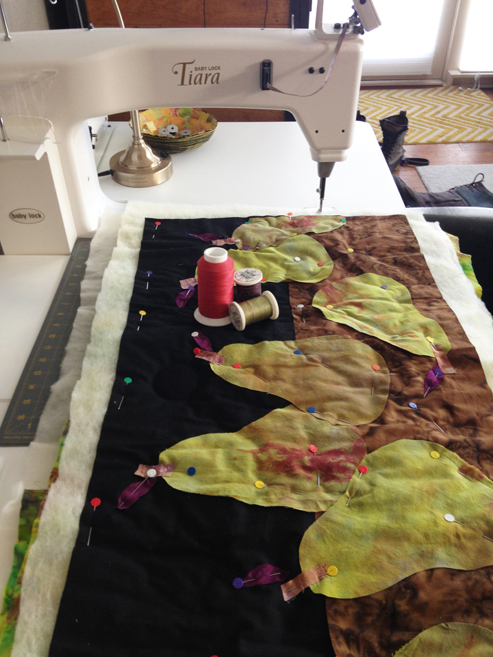 longarm with pears 2