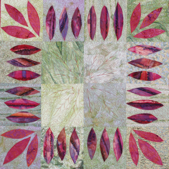 magnolia maze detail by joyce robinson