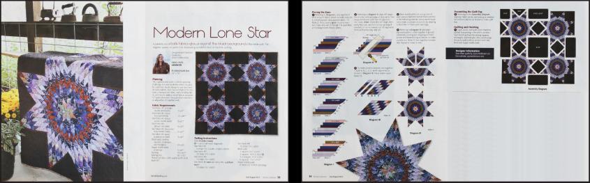 modern lone star mcq