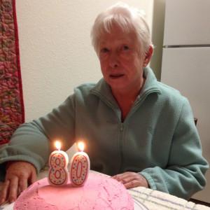 mom at 80