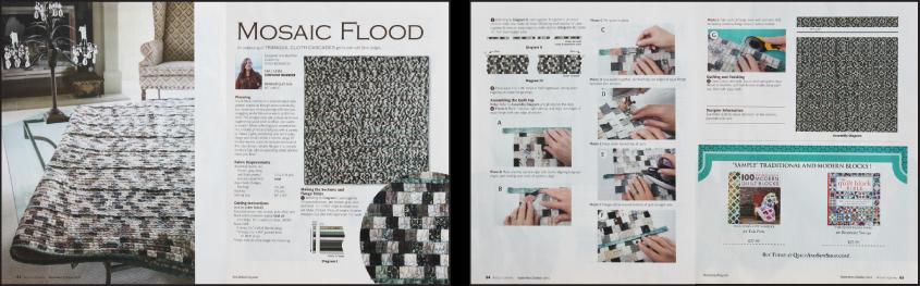 mosaic flood mcq