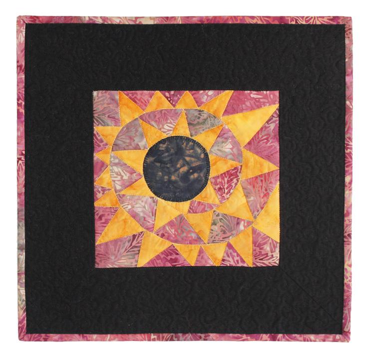 spiral sun by joyce robinson