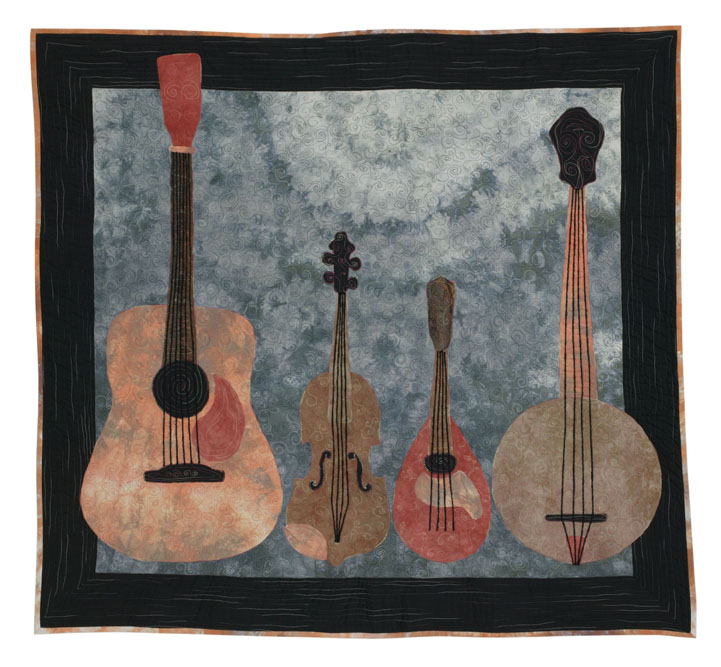 tribute to bluegrass by joyce robinson